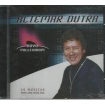 Cd - Altemar Dutra - Novo Millennium - Lacrado