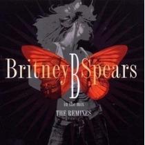 Cd-britney Spears-in The Mix The Remixes-em Otimo Estado