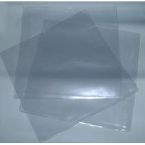 Plastico Disco Vinil - Interno E Externo - 200 Unidade