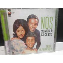 Trio Esperança, Cd Nós Somos O Sucesso, Emi-1963 Lacrado