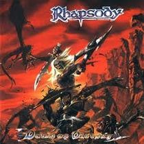 Rhapsody Dawn Of Victory (cd Novo E Lacrado)