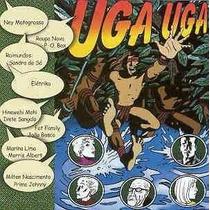 Cd - Uga Uga - Trilha Sonora Da Novela