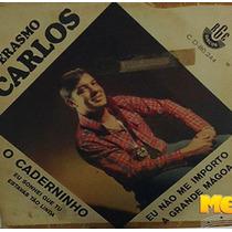 Erasmo Carlos E Seus Tremendões 1967 O Caderninho Compacto
