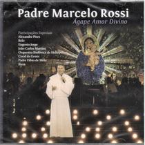 Cd Pe. Marcelo Rossi - Ágape Amor Divino