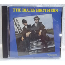 Blues Brothers 1990 Soundtrack Cd Original Bom Estado
