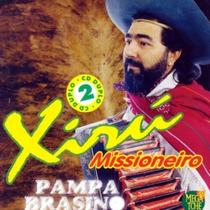 Cd - Xirú Missioneiro - Pampa Brasino Ao Vivo Duplo