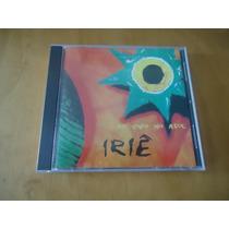 Cd Irie Ao Vivo Bar Atol-sc 1998 Original Reggae Nacional