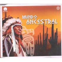 Cd Lacrado Mundo Ancestral Corciolli Azul Music