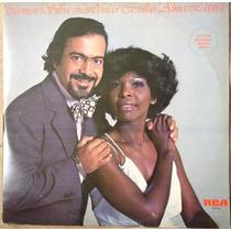 Lp Vinil - Carmen Silva E Lindomar Castilho. Ano 1979.