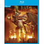 Rush In Rio - Blu Ray Importado, Lacrado