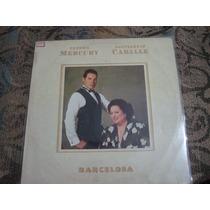 Vinil Freddie Mercury E Montserrat Caballé