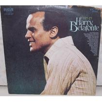 Lp/vinil Duplo - This Is Harry Belafonte - Importado