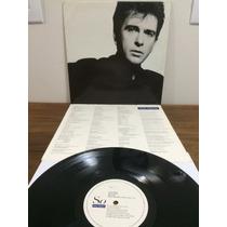 Lp Peter Gabriel So Importado Uk 86 + Encarte Impecável