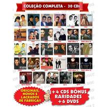 Zezé Di Camargo E Luciano 29 Cds Coleção Completa - Lacrados