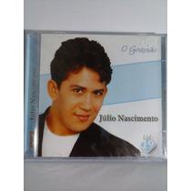 Cd Julio Nascimento ( O Gostosao ) Vol 19 Lacrado