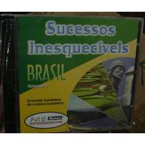 Cd Sucessos Inesqueciveis Brasil Frete Gratis