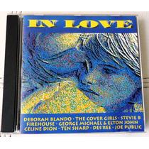 Cd In Love-deborah Blando-the Cover Girls