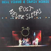 Lp Neil Young & Crazy Horse - Rust Never Sleeps Vinil Raro