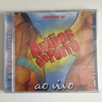 Cd Aviões Do Forró Ao Vivo O Vôo Do Sucesso (2002) Lacrado!!