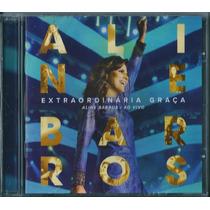 Cd Aline Barros - Extraordinária Graça - Ao Vivo [original]