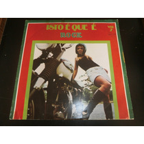 Lp Isto É Que É Rock Vol.7, Disco Vinil, Ano 1976