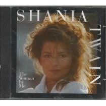 Cd Shania Twain The Woman In Me 1995