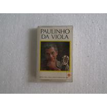 Paulinho Da Viola - Fita K7 - Edição 1992