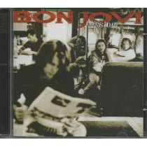 Cd - Bon Jovi - Icon The Best Of - Crossroad - Lacrado