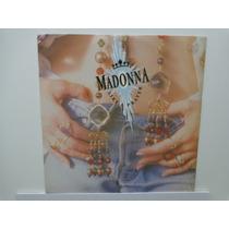 Lp + Cd Madonna Like A Prayer Com Encarte