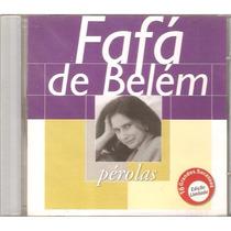 Cd Fafa De Belem - Perolas - 16 Grandes Sucessos - Som Livre