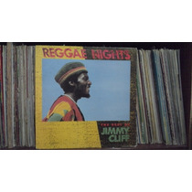 Lp Disco Vinil Lp The Best Of Jimmy Cliff - Reggae Nights
