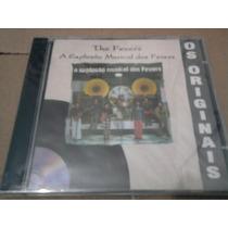 Cd The Fevers A Explosão Musical Dos Fevers Lacrado