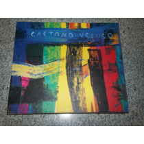 Cd - Caetano Veloso Livro Album De 1997