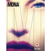 Madonna - Mdna World Tour Deluxe [dvd+2cd] Uk - Frete Gratis