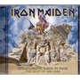 Cd Iron Maiden - Somewhere Back In Time The Best Of - Novo**