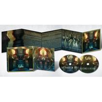 Korn - The Paradigm Shift Deluxe [cd+dvd] Uk Frete Gratis
