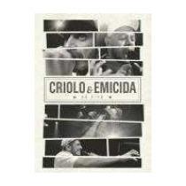 Criolo Emicida - Ao Vivo Dvd Lacrado Rap Nacional