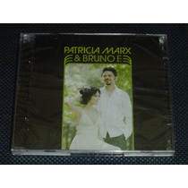 Patricia Marx & Bruno E Cd + Dvd Novo Lacrado