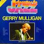 Lp Gerry Mulligan - Um Inovador Dos Anos 50 Vinil Raro