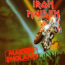 Iron Maiden-maiden England Aovivo Inglaterra 1988 Raro Novo