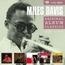 Cd Box Mile Davis - Original Album Classics (lacrado) 05 Cds