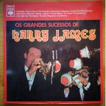 Harry James Lp Nacional Usado Grandes Sucessos 1975 Stereo