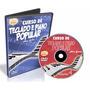 Curso De Teclado E Piano Popular Em Dvd - Volume 4 - Edon