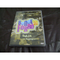 Dvd Bonde Do Forro Ao Vivo Em Guarapari / Es Volume 14