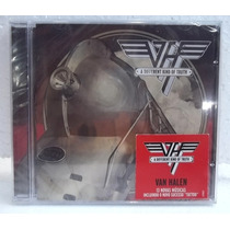 Van Halen Different Kind Truth Tatto Cd Original Lacrado