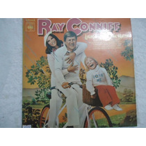 Disco Vinil Lp Ray Conniff Laughter In The Rain