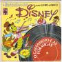 Historinhas Disney - O Gafanhoto E As Formigas Livro Disco