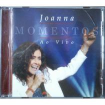 Cd Joanna - Momentos (ao Vivo)