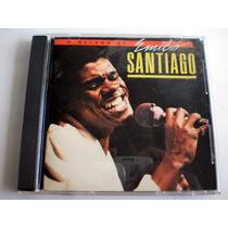 Cd O Melhor De Emílio Santiago (1989) + Encarte!menor Preço!