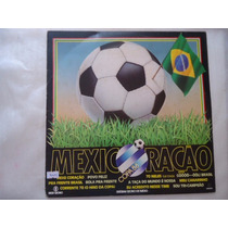 Disco Vinil Lp Copa 86 Mexicoração ##